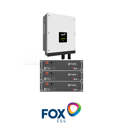 Fox ESS Battery Storage Installers 7.8kWh AC Coupled